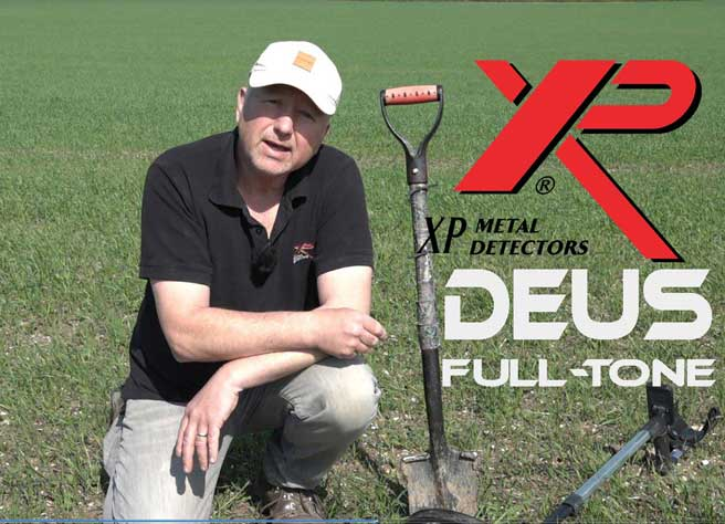 Metal detecting tips with the XP Deus