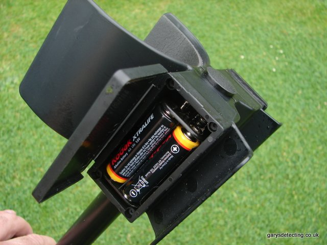 Laser Trident Extreme metal detector review