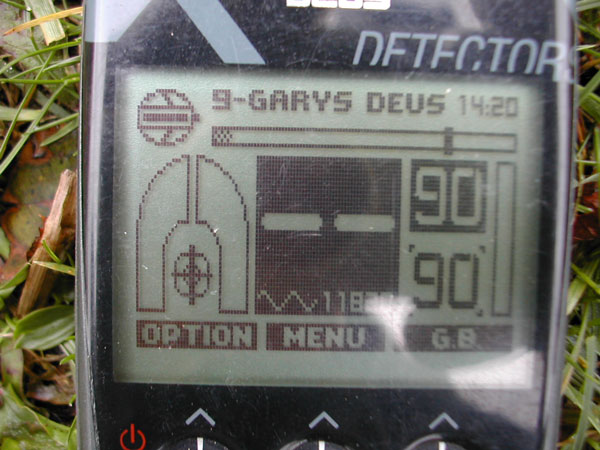 Gary's xp deus picture