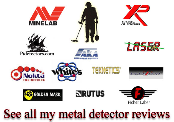 read all my metal detector reviews