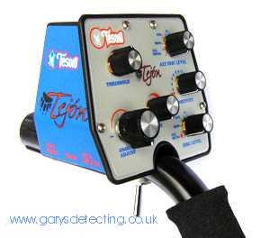 Tesoro Tejon | detector field test | Tesoro Tejon first UK