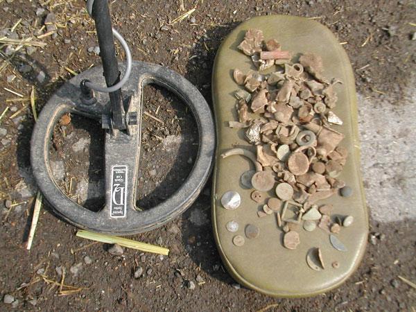 Metaldetector uk
