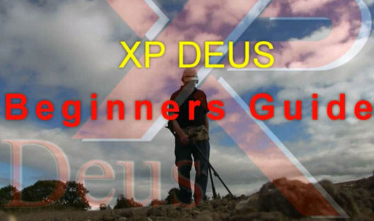 XP Deus beginners guide video